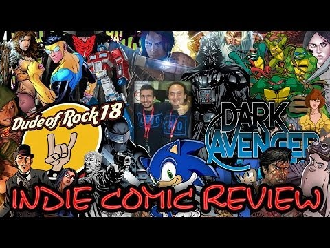 Indie Comic Review: Episode 3