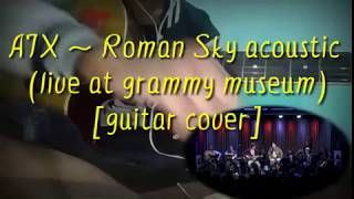 Avenged Sevenfold ~ Roman Sky Acoustic  Live At The Grammy Museum