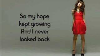 3) Trainwreck - Demi Lovato (Lyrics)