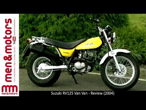 Suzuki RV125 Van Van - Review (2004)