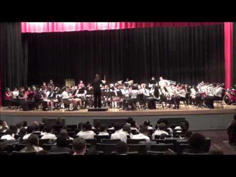 Kanto Plain MS Festival Band - Champions of Freedom by Ken Harris