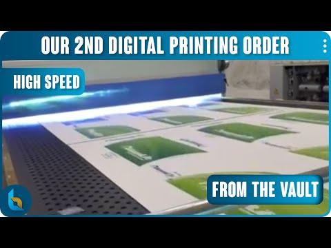 Bennett's 2nd Digital Order - Bennett - Corrugated Digital Printing
