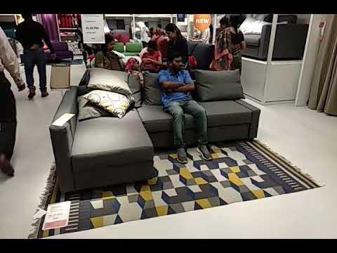 IKEA SOFA BED : FRIHETEN