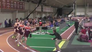 2017 Hokie Invitational Men's Mile Section 1, Virginia Tech