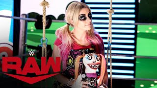 """Alexa Bliss explains Lilly is getting restless in """"Alexa's Playground"""": Raw, April 26, 2021"""