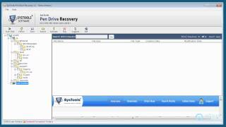 How to use SysTools PenDrive Recovery