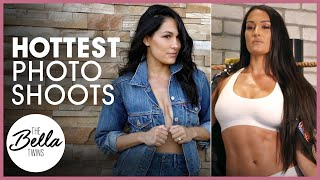 Nikki & Brie's HOTTEST photo shoots | Top 5 BellaMoments