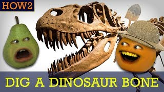 HOW2: How to Dig a Dinosaur Bone