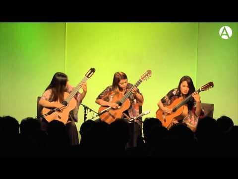 #GITARAFILIPINA - Concierto de Triple Fret
