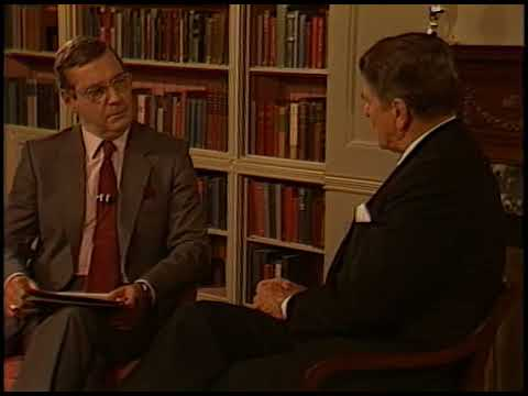 President Reagan's Interview With Brian Farrell of RTE-Television, Dublin, Ireland on May 28, 1984