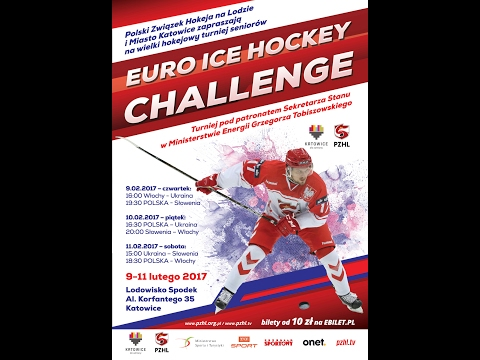 EIHC KATOWICE 11.02.2017 UKRAINE - SLOVENIA