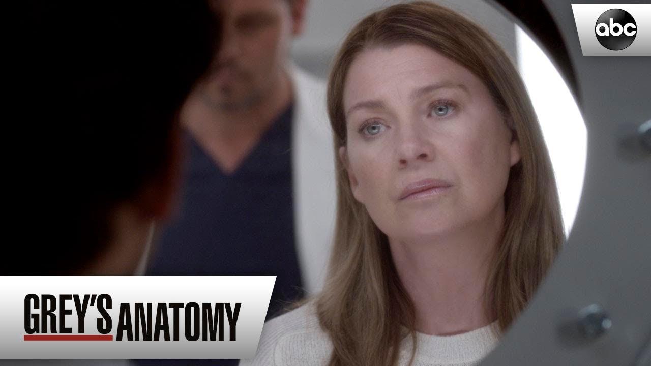 15 Temporada De Grey's Anatomy Assistir deluca tells meredith he's in trouble - grey's anatomy season 15 episode 24