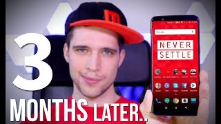 Oneplus 5T Review - 3 Months Later !