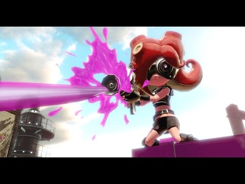 Splatoon 8-bit Remix: Octoling Rendezvous