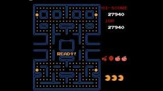 Pac-Man (Tengen) - My Pac-Man Skills. (Pac-Man (NES)) - User video