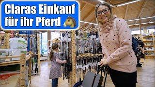 Claras Pferde Shopping Haul 🐎 Reiten im Winter Einkauf | Spielen im neuen Kinderzimmer | Mamiseelen