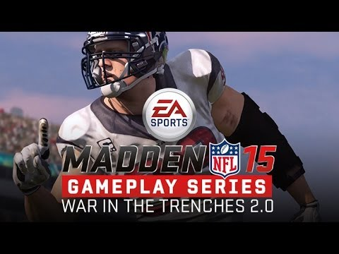 Thumbnail: Madden 15 Gameplay Features: War in the Trenches 2.0