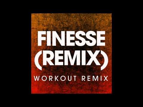 Finesse (Workout Remix) (feat. Cardi B)