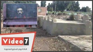 بالفيديو.. دفن جثمان عادل حبارة فى قرية الطوخى بأبو كبير شرقية