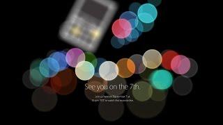 Презентация iPhone 7 - хромые начинают ходить, слепые видеть!