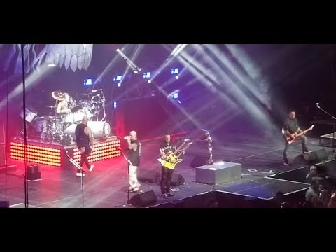 """Five Finger Death Punch play show with fill in drummer """"The Engine"""" in Colorado Spring..! Mp3"""