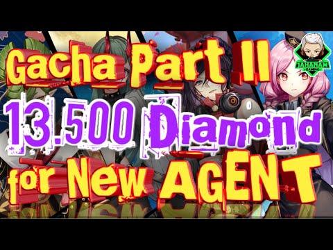 agent-baru-langsung-gacha-13.500-diamond-dan-hasilnya.!!- -sama---night-agent:-i'm-the-savior