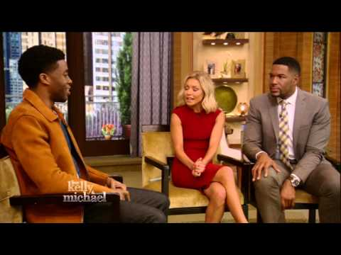 Chadwick Boseman on Black Panther Role in