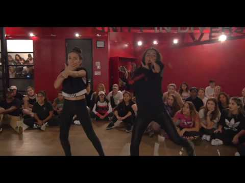 Caroline - Amine'  | @Willdabeast__ @ervintangco Choreography | #immabeast