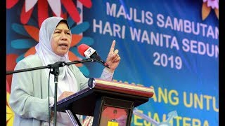 Sit down and talk, Zuraida tells Penang govt and evicted residents