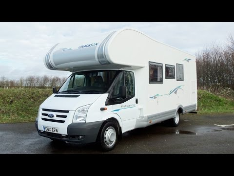Ford Transit Roof Rack >> Ford Transit Chausson Welcome 35 (2010) £33,995 SOLD - YouTube