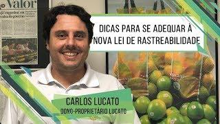 HF Brasil Entrevista - Dicas para de adequar a nova lei de rastreabilidade - Carlos Lucato