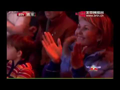 WhiteCatsBand  Beijing TV show