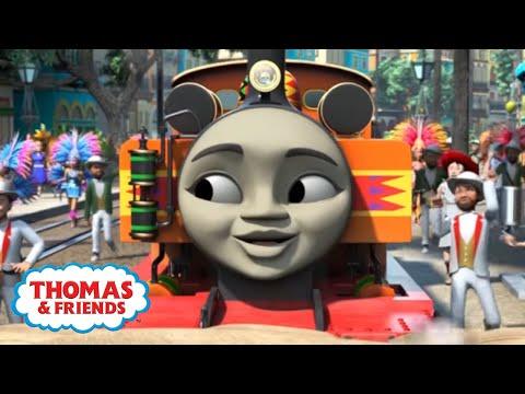 We're Friends Karaoke Song | Big World! Big Adventures! | Thomas & Friends
