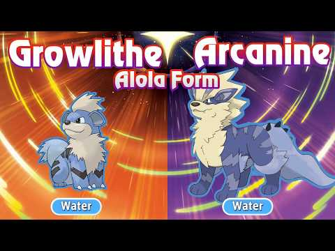 Future Alolan Pokemon UltraSun and UltraMoon (!?)