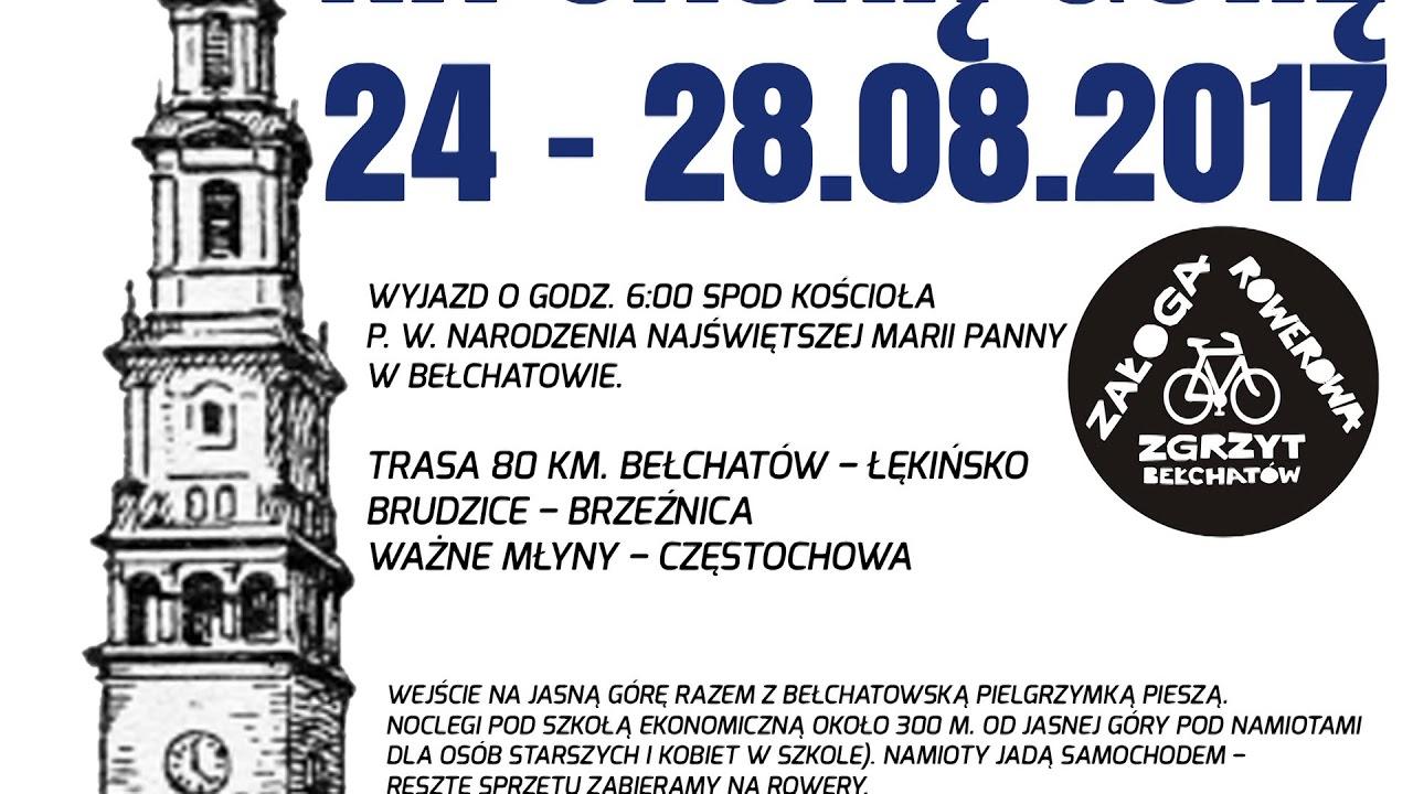 TKB – Rowerowa pielgrzymka – 18.08.2017