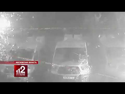 Чертова дюжина мобильных комплексов видеофиксации сгорела на стоянке