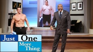 Amazing 200lb weight loss story! || STEVE HARVEY
