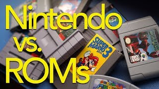 Nintendo vs. ROMs | TDNC Podcast #110