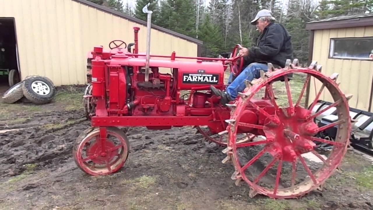 Farmall F12 Decals : North auction na mccormick deering farmall f