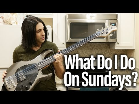 Download Youtube: Gig Vlog - What I Do On Sundays - The Bass Wizard