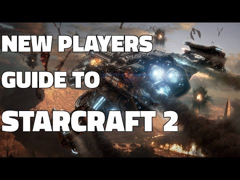 New Player's Guide to Starcraft 2 (Beginner Multiplayer/Choosing Race)
