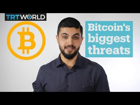 Bitcoin's Biggest Competitors And Threats