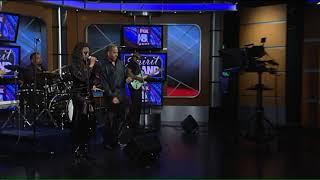 Spirit Plus Band rocks the Fox 8 News studios