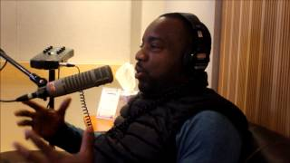 Combat Jack Show: Malik Yoba Talks About Learning His Character on Empire Was Being Killed Off