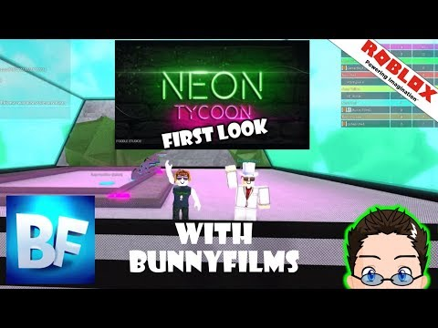 Neon Tycoon by IntelPlays - First Look with BunnyFilms