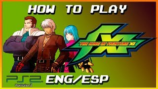 The King of Fighters XI arcade mode - K