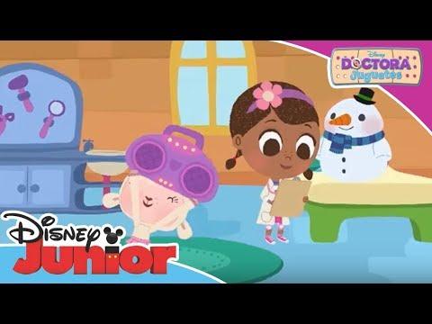 Doctora Juguetes: Canciones Infantiles - Mary tenía un corderito   Disney Junior Oficial