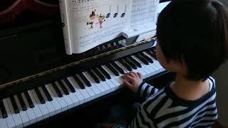 サウンドツリーのてとてをつないでミレド ミレドだけを弾きます。 カワ...
