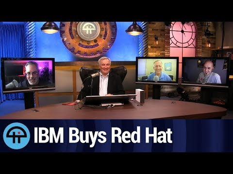 IBM Buys Red Hat for $34B