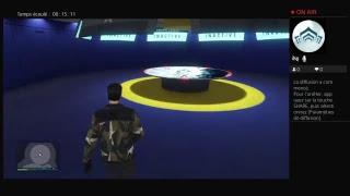 Vissite garage en ligne sure Gta5  sure PS4